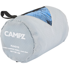 CAMPZ Terry Toalla L, blue